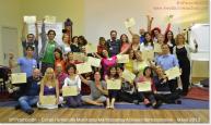 Diplomas 8ª promoción MMAA