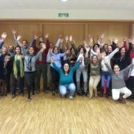 grupo trabajo equipo II nov 2014