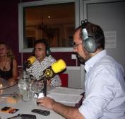RADIO LIBERTAD - Javier Moreno y Jairo Kalpa - 10 julio 2009