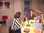 RNE-5 - Pilar Socorro y Jairo Kalpa- 9 julio 2009
