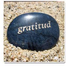 gratitud